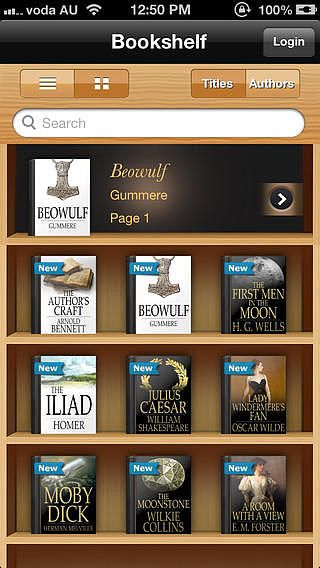 Ebook Reader pour mac
