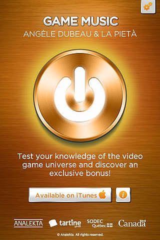Game Music pour mac