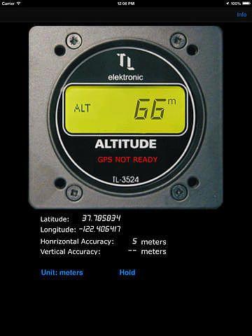 Altimètre Digital GRATUIT pour mac