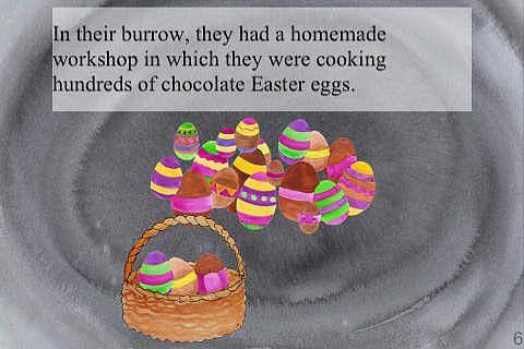 Easter Egg Hunt (EN / FR) - lite - bedtime story for children pour mac