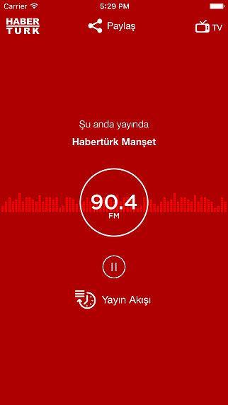 Haberturk TV HD pour mac