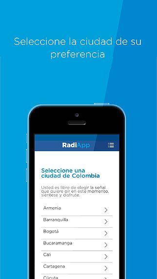 RadiApp pour mac