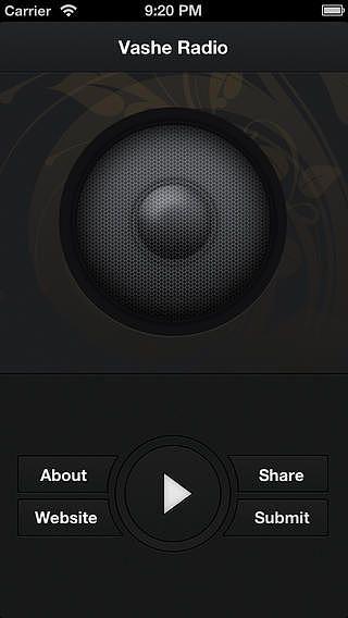Vashe Radio pour mac
