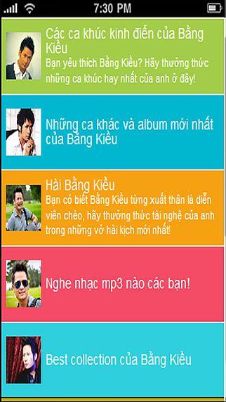 Ca si Bang Kieu - Tong hop Album Nhac Liveshow Video va Hinh Anh pour mac