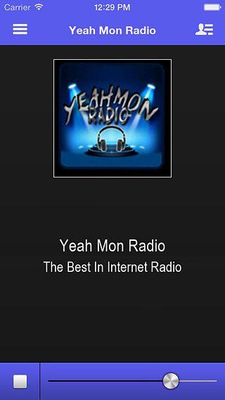 Yeah Mon Radio pour mac