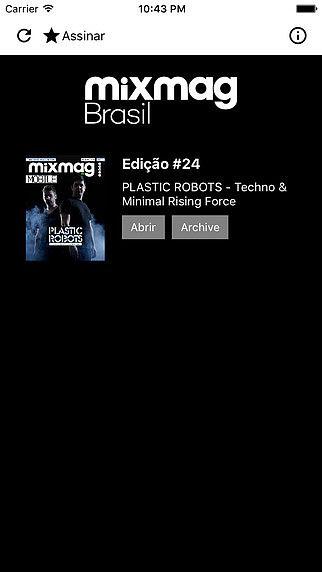 Mixmag Brasil pour mac