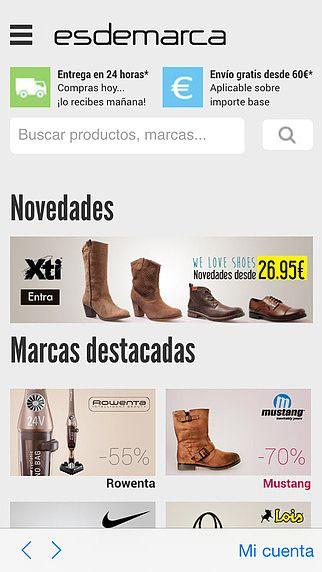 Esdemarca Tu tienda Online pour mac