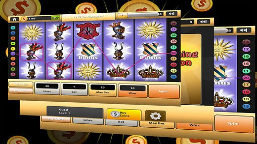 AAA-bash Slots Casino Medieval Age - Wheel Of Fortune pour mac