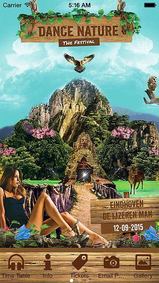 Dance Nature Festival - Dance Music pour mac