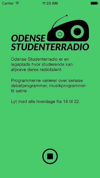 Odense Studenterradio - OSR pour mac