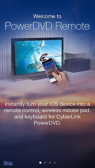 PowerDVD Remote GRATUIT pour mac