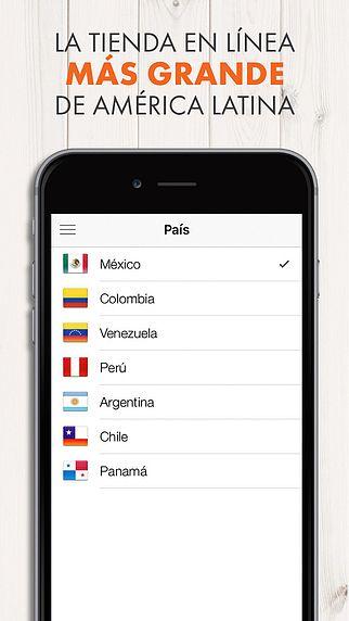Linio App - Compra Desde Tu Celular o Tablet. pour mac