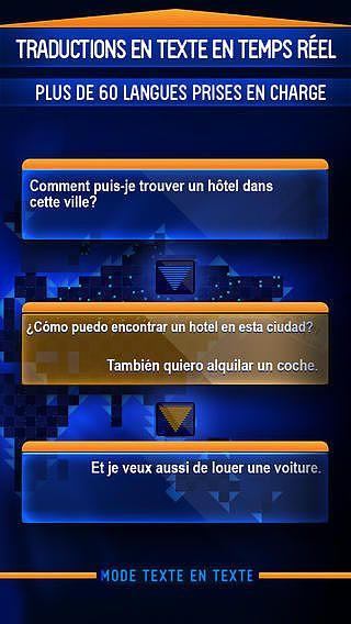Traduis Voix PRO - Voix à voix et le texte à la voix traductions pour mac