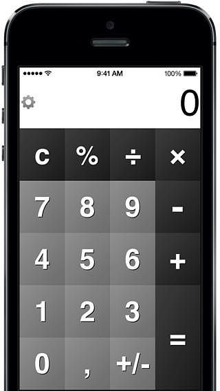 Calculatrice· pour mac