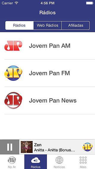 Rádio Jovem Pan pour mac