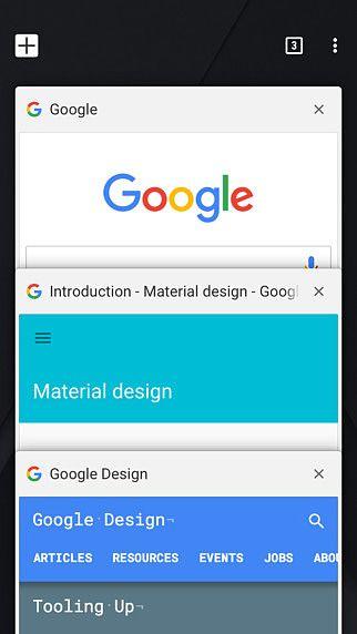 Chrome, le navigateur Web de Google pour mac
