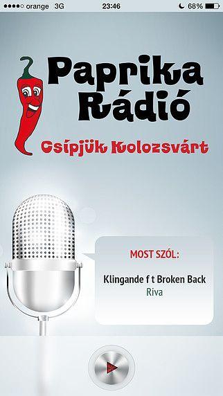 Paprika Radio pour mac