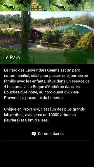 Labyrinthe Géant pour mac