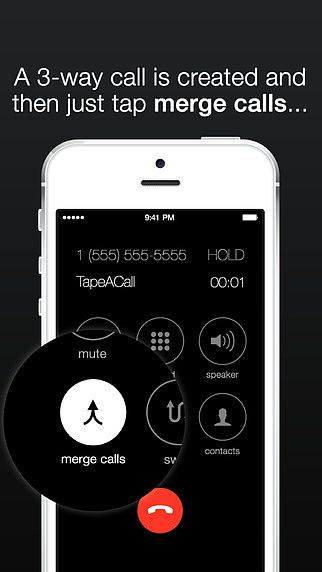 TapeACall Lite - Record Phone Calls. Call Recorder For Interview pour mac