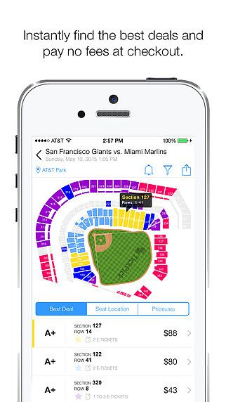 TickPick - No Fee Tickets | Sports, Concerts, Theater pour mac