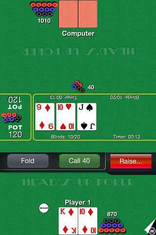 H'Up Poker Free pour mac