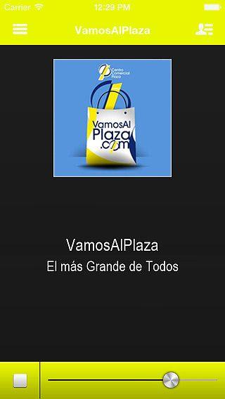 VamosAlPlaza pour mac