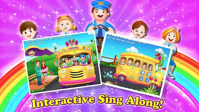 The Wheels On The Bus - All In One Educational Activity Center a pour mac