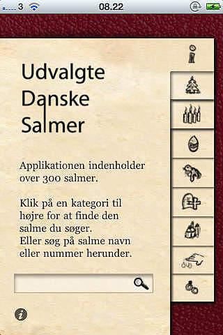 Udvalgte Danske Salmer pour mac