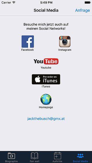 JackTheBusch edition pour mac