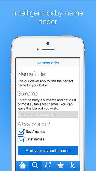 Baby Names PRO | Beautiful names for your baby! pour mac