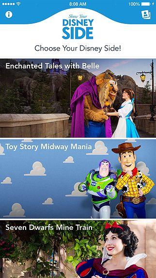 Show Your Disney Side pour mac