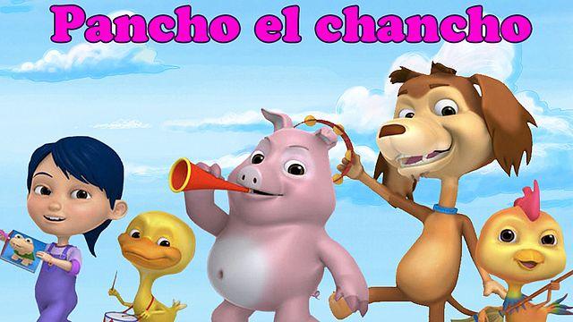 Pancho el chancho - juega mientras escuchas la canción infantil  pour mac