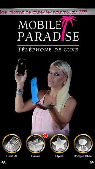 Mobile Paradise pour mac