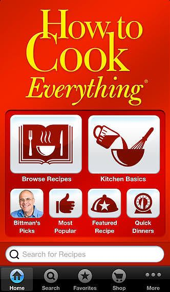How to Cook Everything pour mac