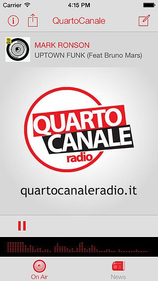 Quarto Canale Radio App pour mac
