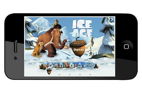 Ice Age Movie Storybook Collection pour mac