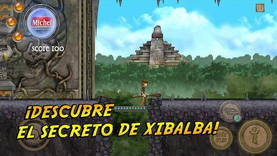 Jack Escape de Xibalba pour mac
