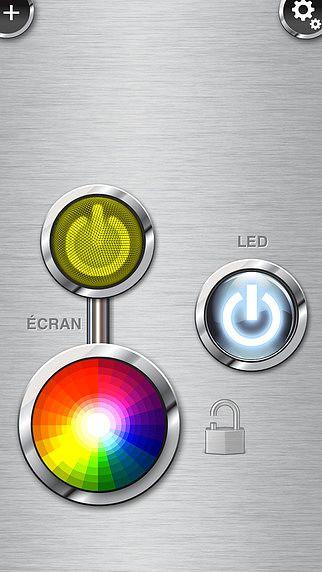Lampe Torche LED HD pour mac