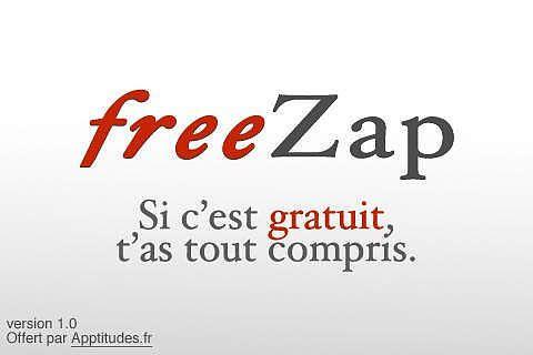 FreeZap pour mac
