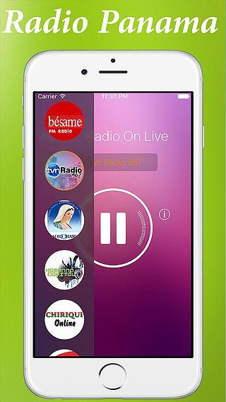 Panama Radio : principales radios stations pour mac