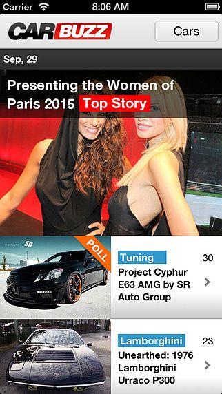 CarBuzz - Daily Car News and Reviews pour mac