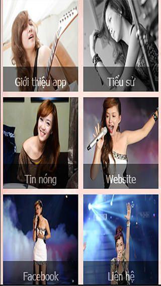 Ca si Dinh Huong - Video Am Nhac va Hinh Anh pour mac