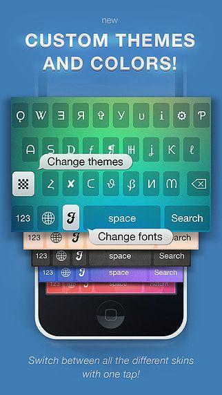 Symbolizer Fonts Keyboard with Fancy Emoji Symbols for Facebook  pour mac