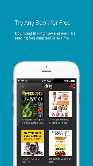 Inkling - Read Interactive Books, eBooks, Textbooks, and How-To  pour mac