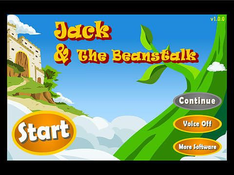 Jack And The Beanstalk for iPad (Kids Story Book) pour mac