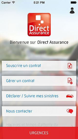 Direct Assurance - Service Mobile Auto pour mac
