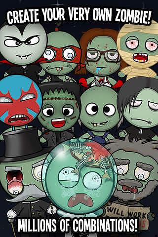 Make A Zombie pour mac