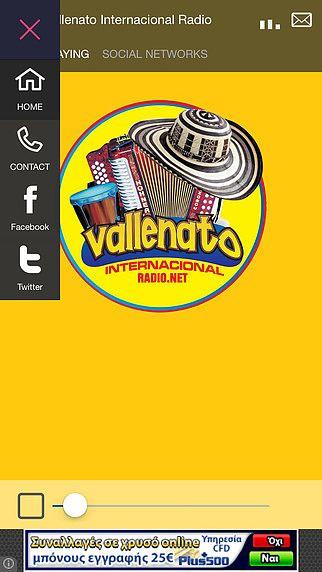 Vallenato Internacional Radio pour mac