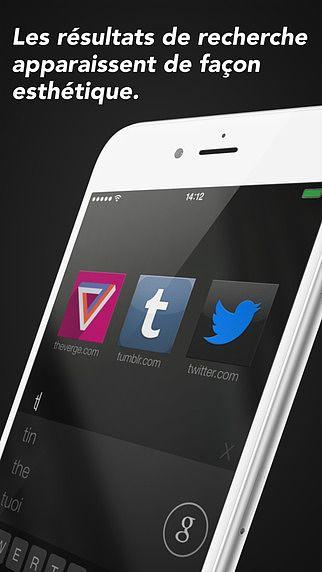 Opera Coast - navigateur web pour mac