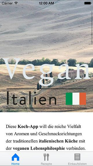 Vegan Italien pour mac